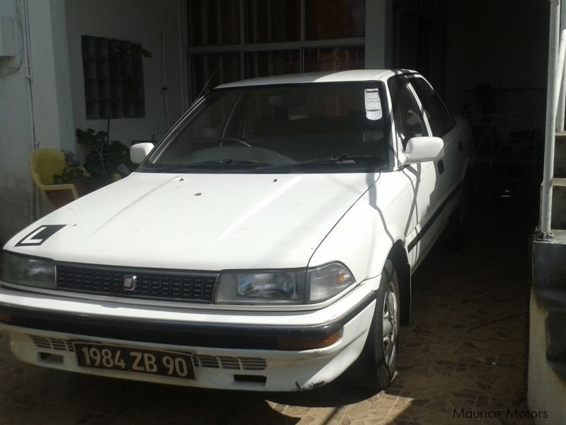 Used Toyota EE 90 for sale in Mauritius