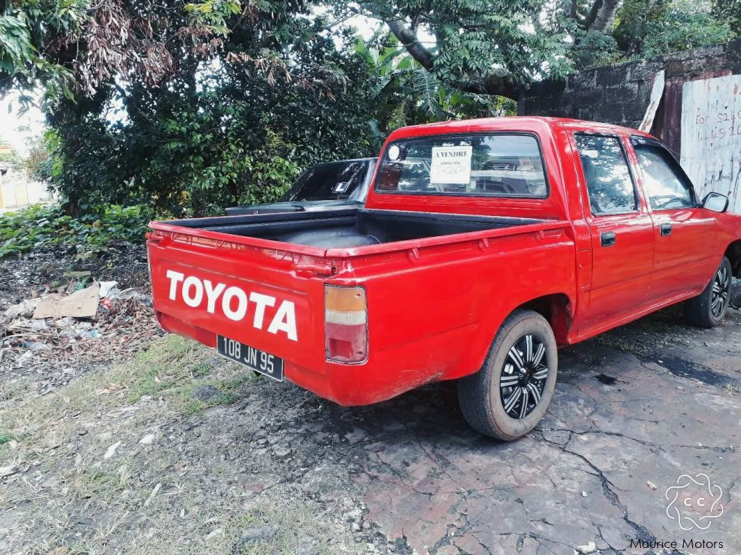 Pre-owned Toyota Hilux 2.5 turbo 4x2 for sale in