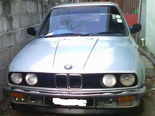 Used BMW e30 for sale in Mauritius