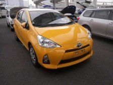 Pre-owned Toyota aqua for sale in