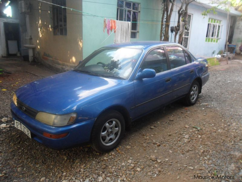 Used Toyota EE 101 for sale in Mauritius