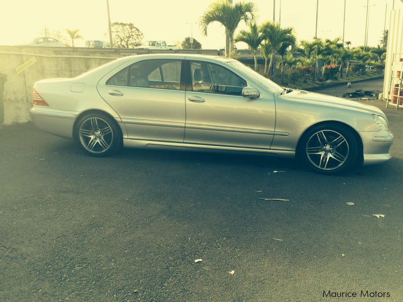Used Mercedes-Benz s class for sale in Mauritius