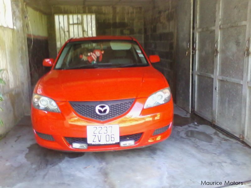 Pre-owned Mazda Axela for sale in Mauritius