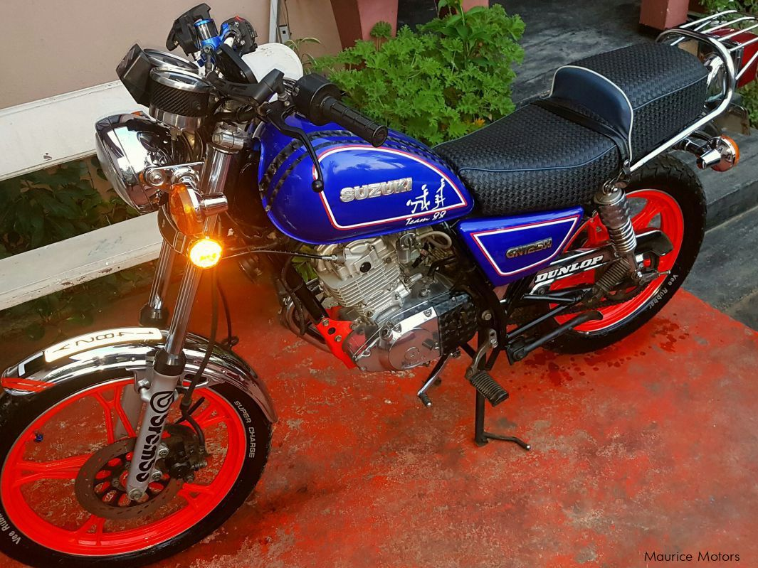 Pre-owned Suzuki GN125 for sale in