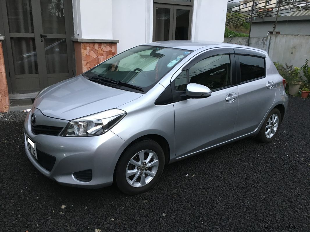 Pre-owned Toyota Vitz 1.3U for sale in