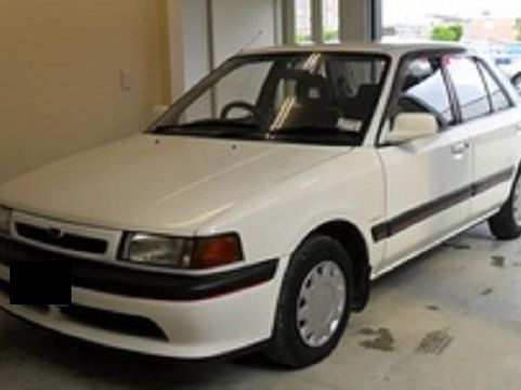Pre-owned Mazda Familia for sale in Mauritius
