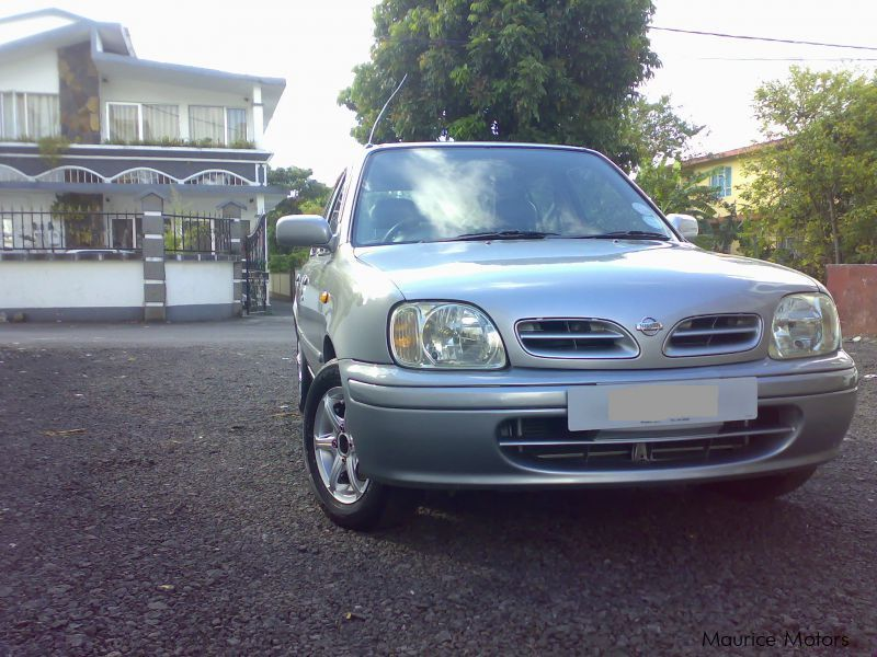 Used Nissan March K 11 for sale in Mauritius