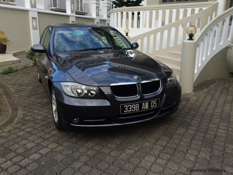 Used BMW E90 320i for sale in Mauritius