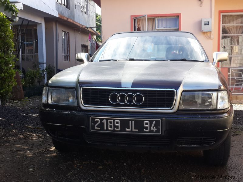 Pre-owned Audi 80 for sale in Mauritius