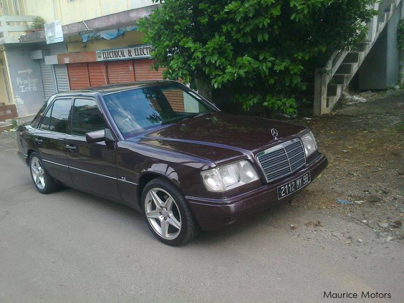 Used Mercedes-Benz E 220 for sale in Mauritius