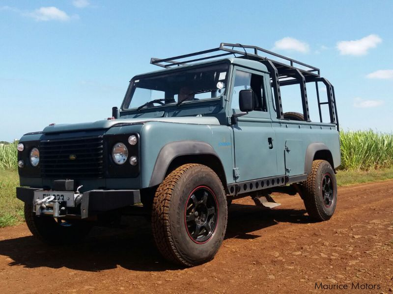 Used Land Rover Defender 110 for sale in Mauritius