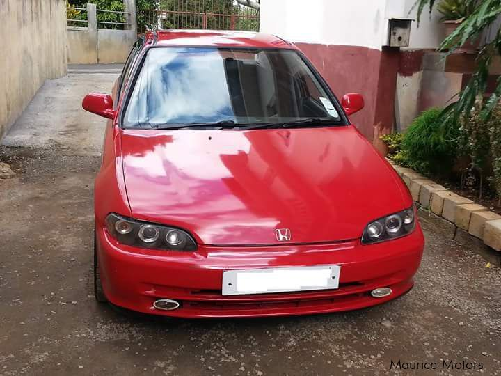 Pre-owned Honda EG8 for sale in