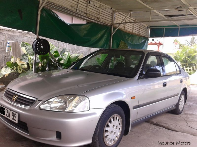 Used Honda Civic for sale in Mauritius