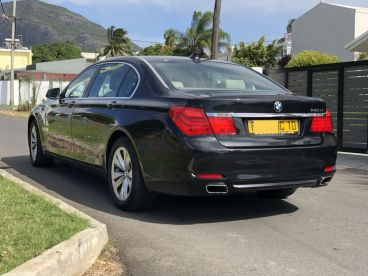 Pre-owned BMW F02 740Li for sale in