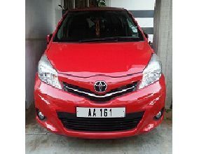 Pre-owned Toyota Vitz (Jewela)  for sale in Mauritius