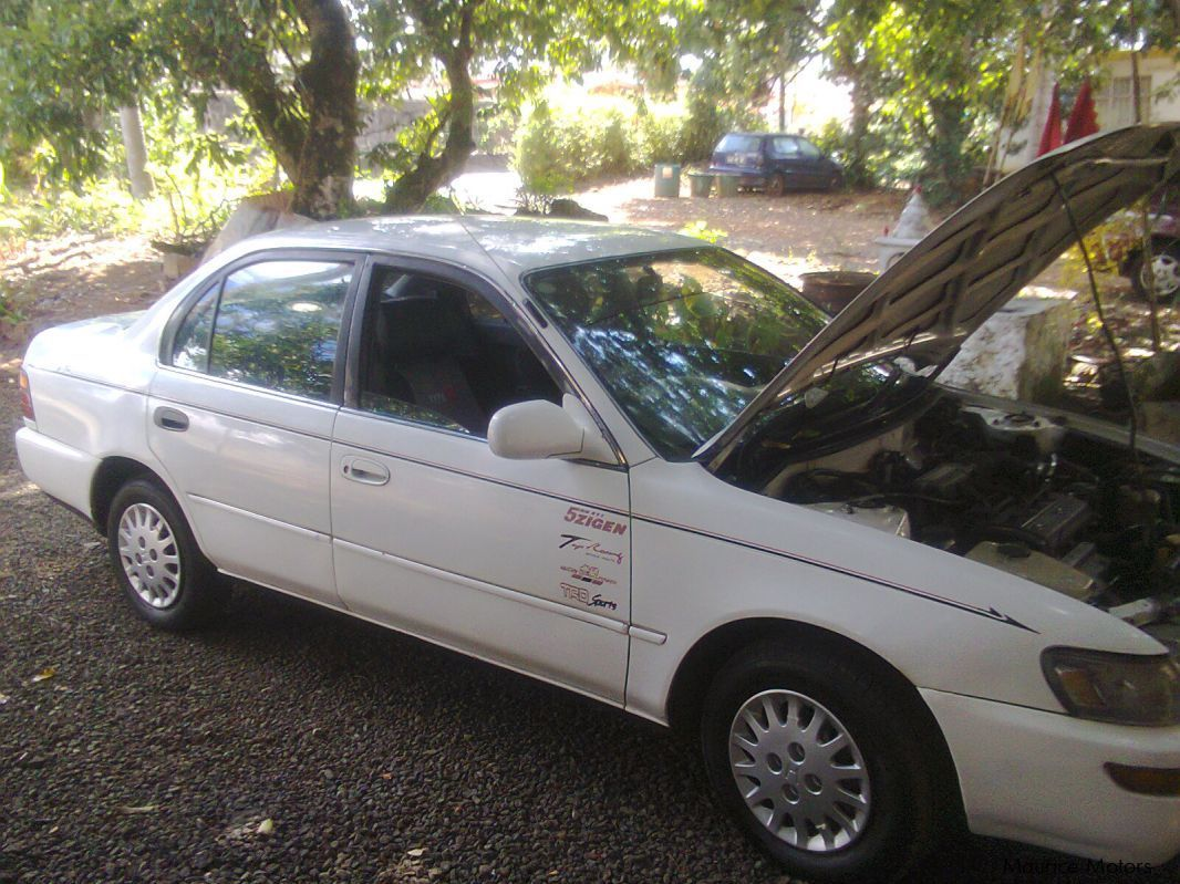 Pre-owned Toyota ee 101 for sale in