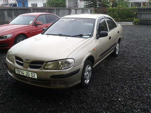 Pre-owned Nissan Sunny N16 for sale in Mauritius