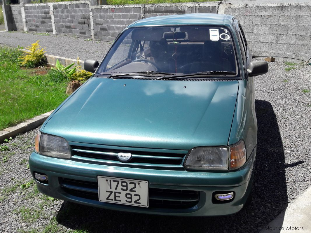 Pre-owned Toyota Starlet Soleil for sale in