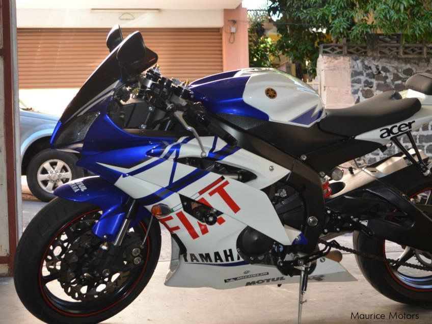Pre-owned Yamaha R6 for sale in