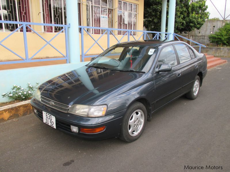 Used Toyota Corona GLi for sale in Mauritius