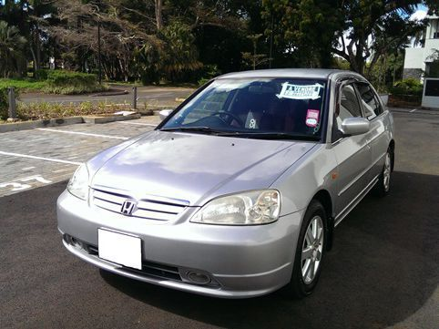 Pre-owned Honda ES8 for sale in Mauritius