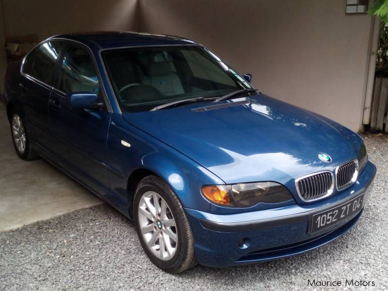 Pre-owned BMW 318IA for sale in