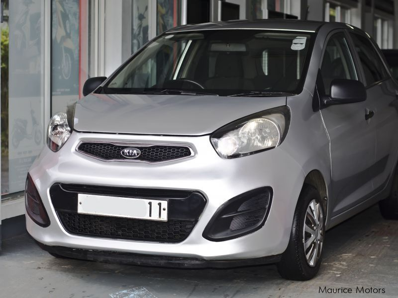 Pre-owned Kia Picanto for sale in Mauritius