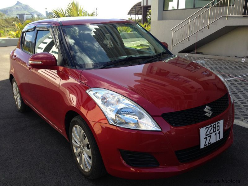Used Suzuki Swift for sale in Mauritius