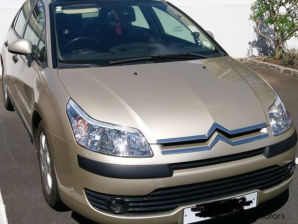 Pre-owned Citroen C4 for sale in Mauritius