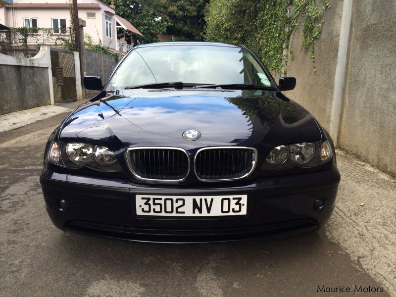 Used BMW E46 318i for sale in Mauritius