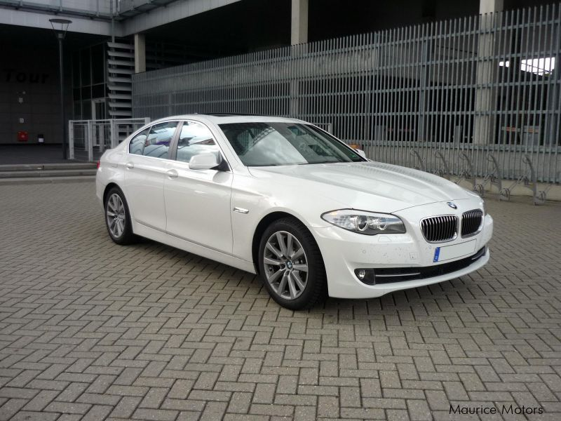 Pre-owned BMW 528 i for sale in Mauritius
