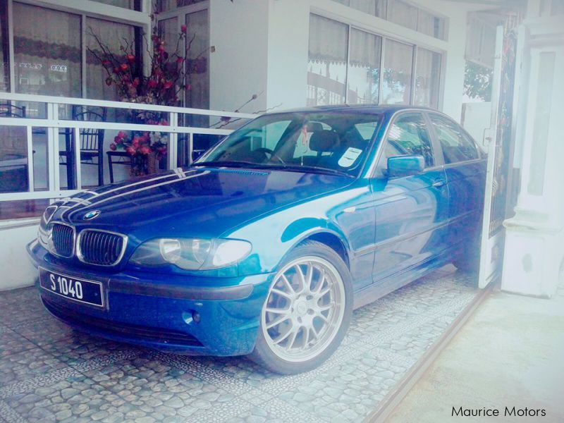 Pre-owned BMW 328IM for sale in Mauritius
