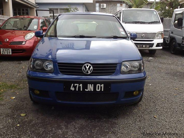 Pre-owned Volkswagen Polo for sale in Mauritius