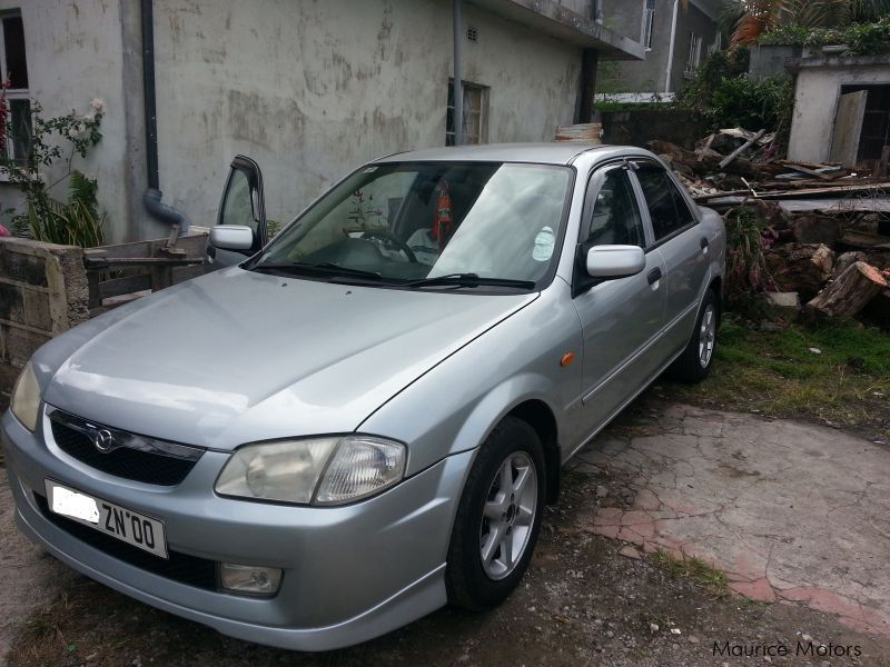 Used Mazda 323 - Ex Saloon for sale in Mauritius