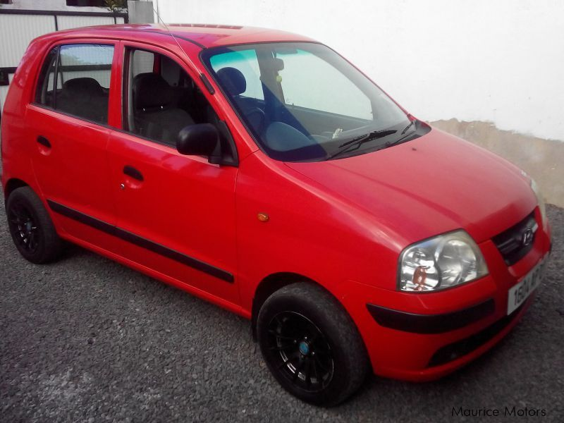 Used Hyundai Atos Prime for sale in Mauritius