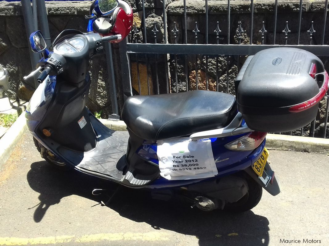 Used Suzuki AN125 for sale in Mauritius