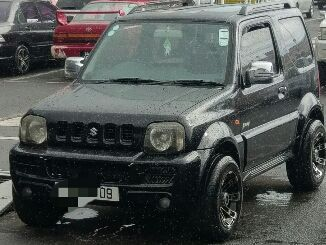 Pre-owned Suzuki Jimny for sale in Mauritius