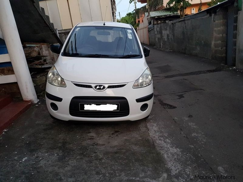 Pre-owned Hyundai i10 for sale in Mauritius