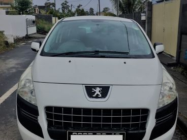 Pre-owned Peugeot 3008 for sale in