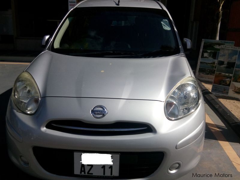 Pre-owned Nissan March K13 for sale in Mauritius