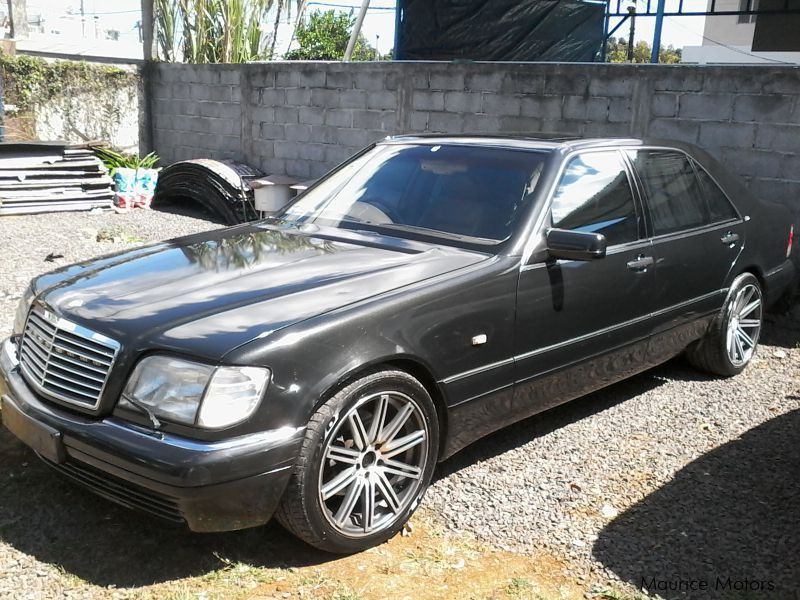 Used Mercedes-Benz S600 for sale in Mauritius
