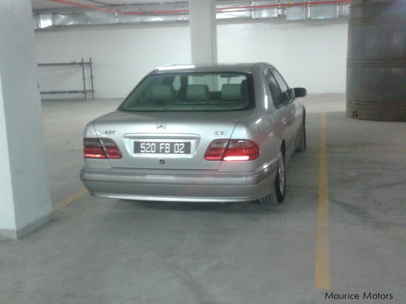 Used Mercedes-Benz E220 for sale in Mauritius
