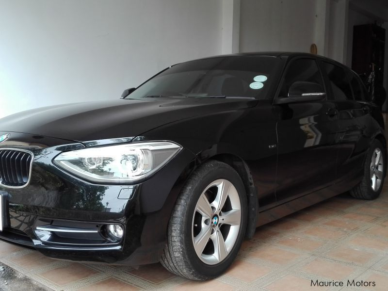 Pre-owned BMW 116i Sport Line for sale in Mauritius