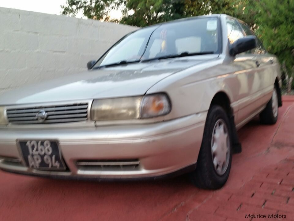 Pre-owned Nissan Sunny B13 for sale in