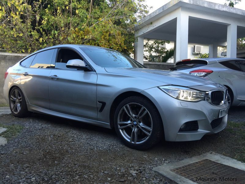 Pre-owned BMW 328i GT for sale in Mauritius