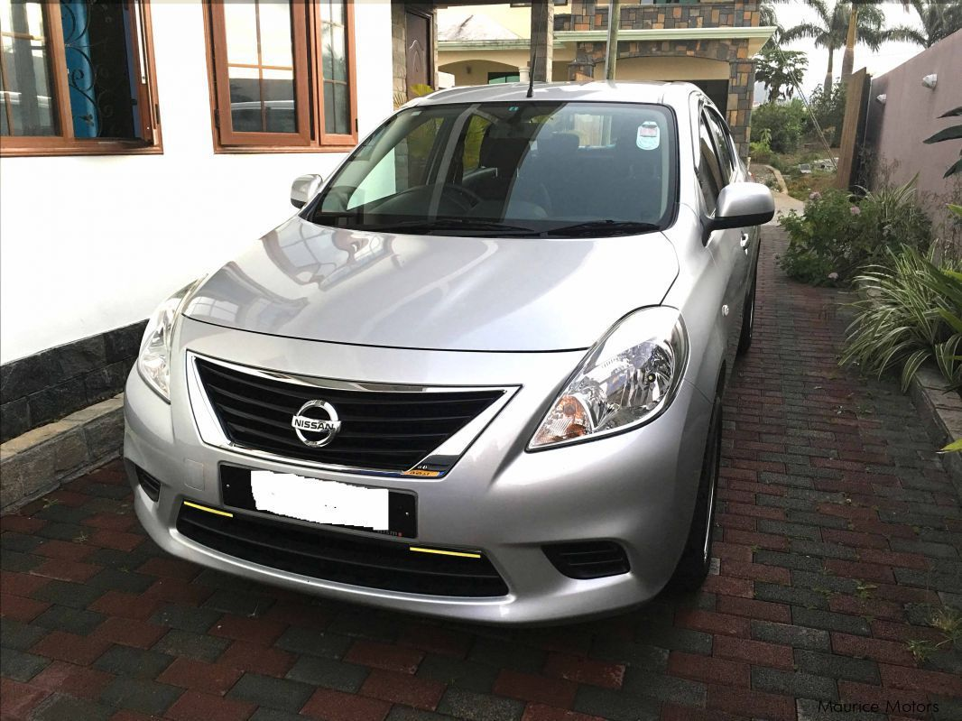 Pre-owned Nissan Latio/Almera for sale in