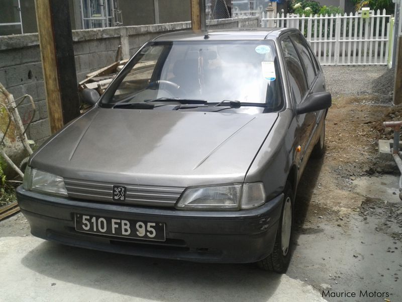 Pre-owned Peugeot 106 XN for sale in Mauritius