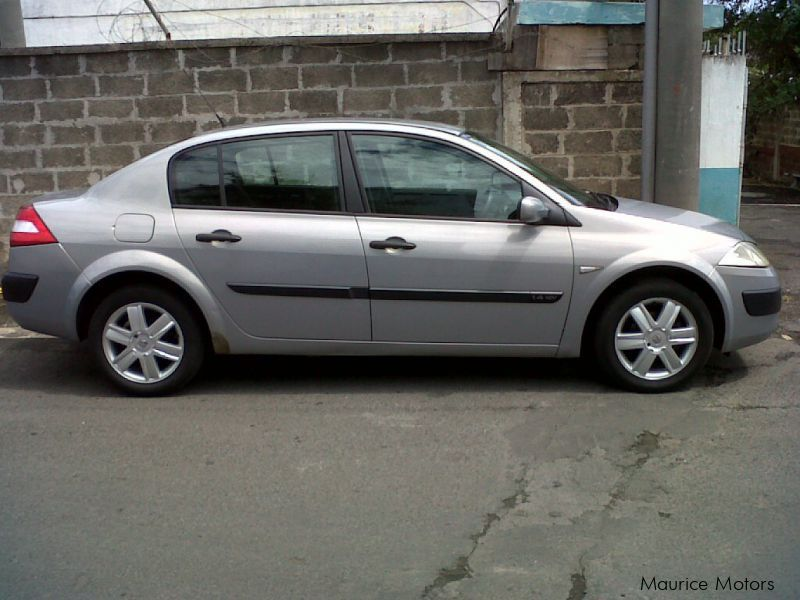 Pre-owned Renault Megane Berline for sale in Mauritius