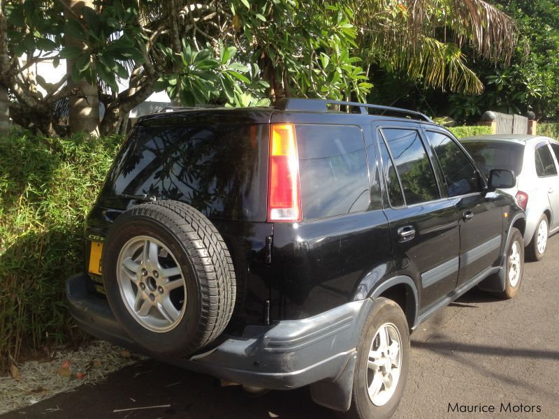Pre-owned Honda Crv for sale in Mauritius