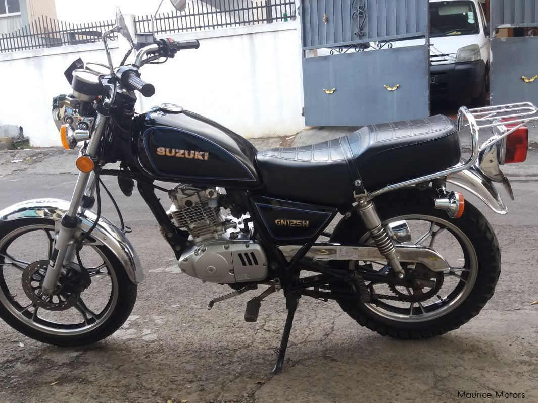Pre-owned Suzuki GN-125 for sale in
